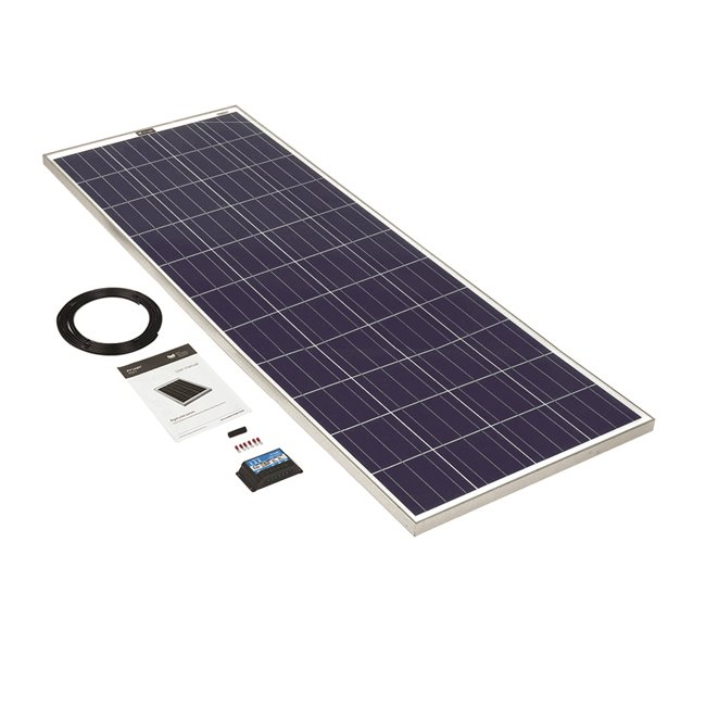 200w Rigid Solar Panel Kit