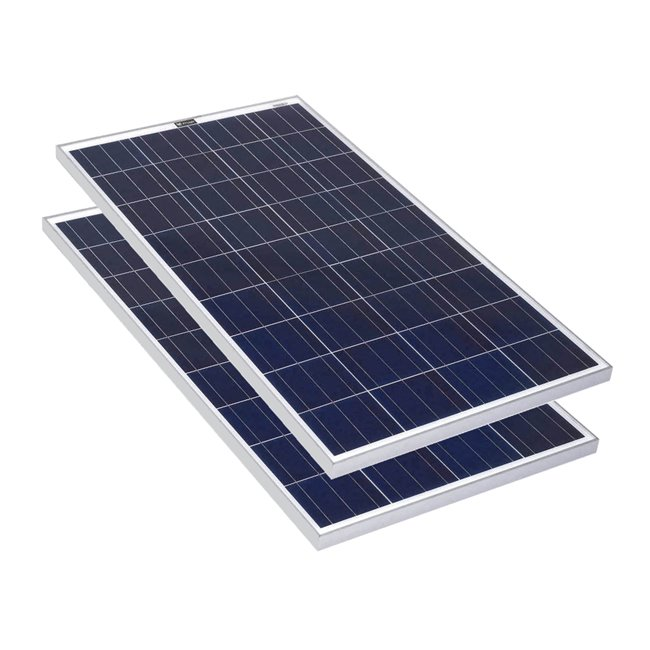 Bulk pack - 120w Rigid Solar Panel