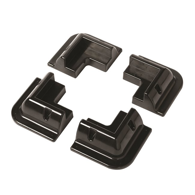 Panel Mount - Corner Moulds 4 pk