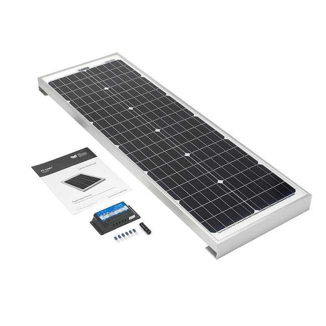 60w Rigid Solar Panel Kit - rectangular R