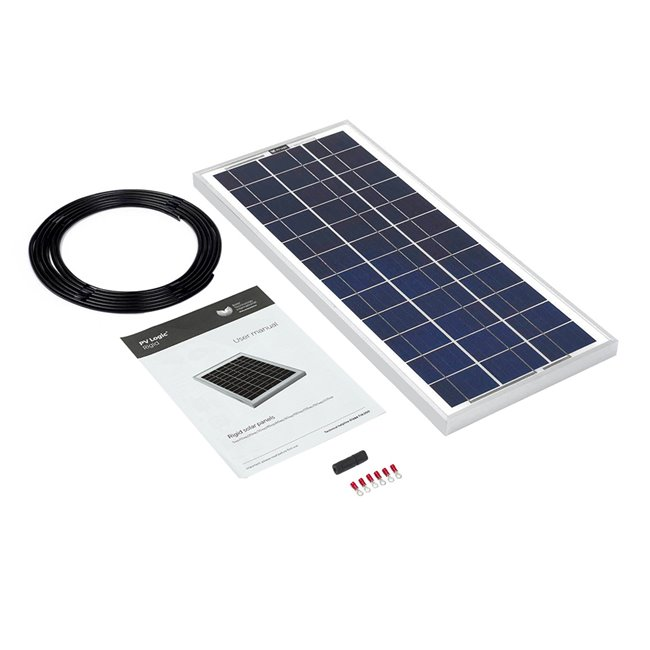 20w Rigid Solar Panel Kit