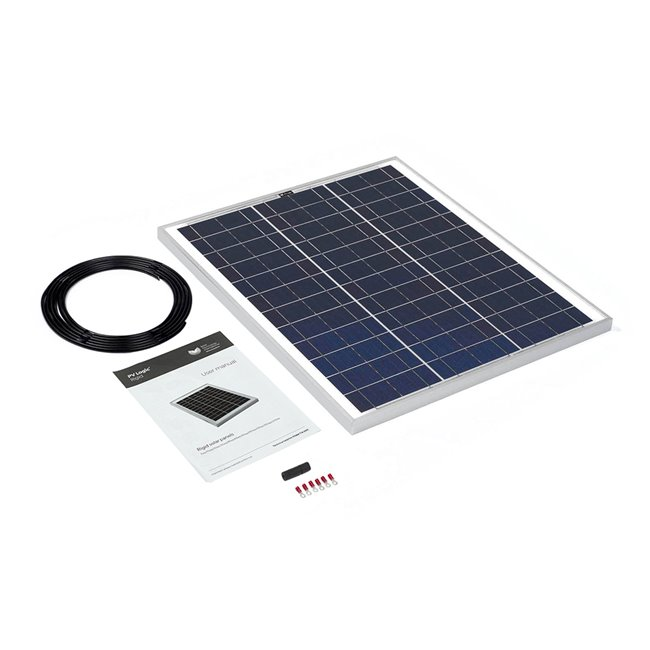 45w Rigid Solar Panel Kit