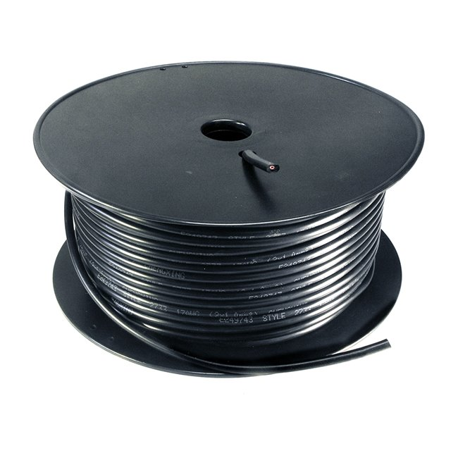 100 metres UV Stabilised Cable Pack 1mm