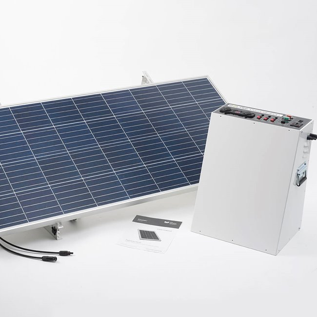 Hubi Solar Power Station Premium 750