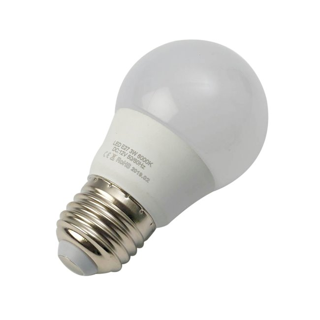 3 watt ,12 volt LED Bulb Warm White