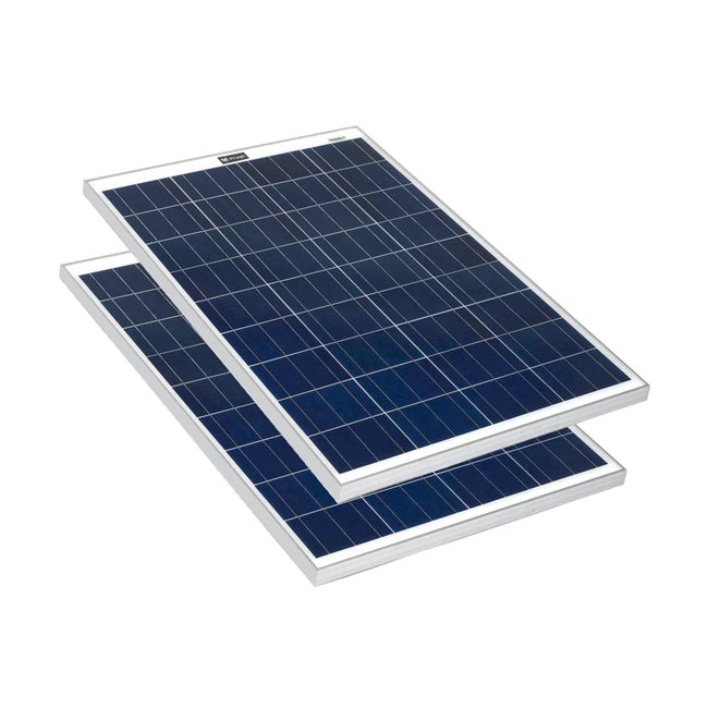 Bulk pack - 100w Rigid Solar Panel