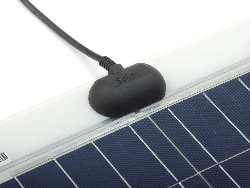 60w Flexi Solar Panel Roof And Deck Top Kit Solar