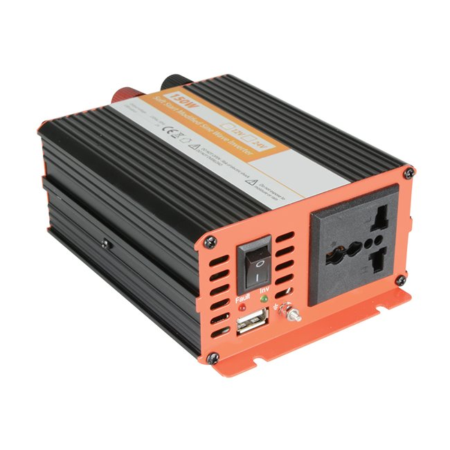 Soft Start Modified Sine Wave Inverter 150w