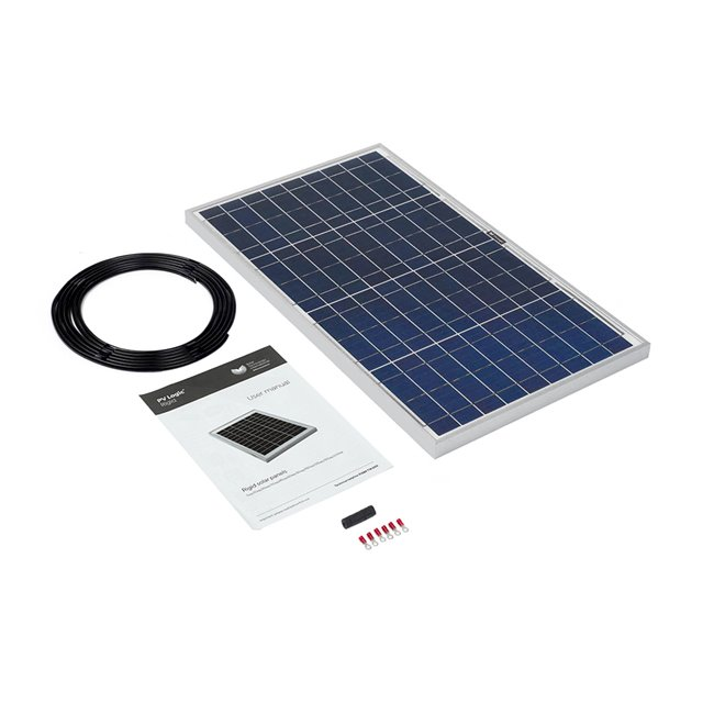 30w Rigid Solar Panel Kit