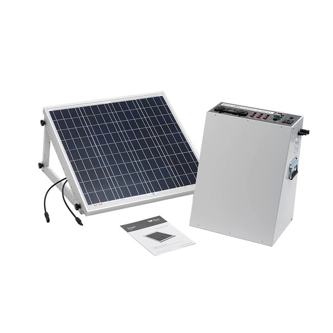 Hubi Solar Power Station Premium 250