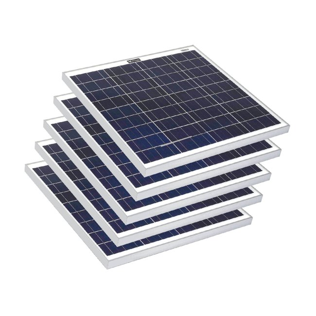 Bulk pack - 60w Rigid Solar Panel