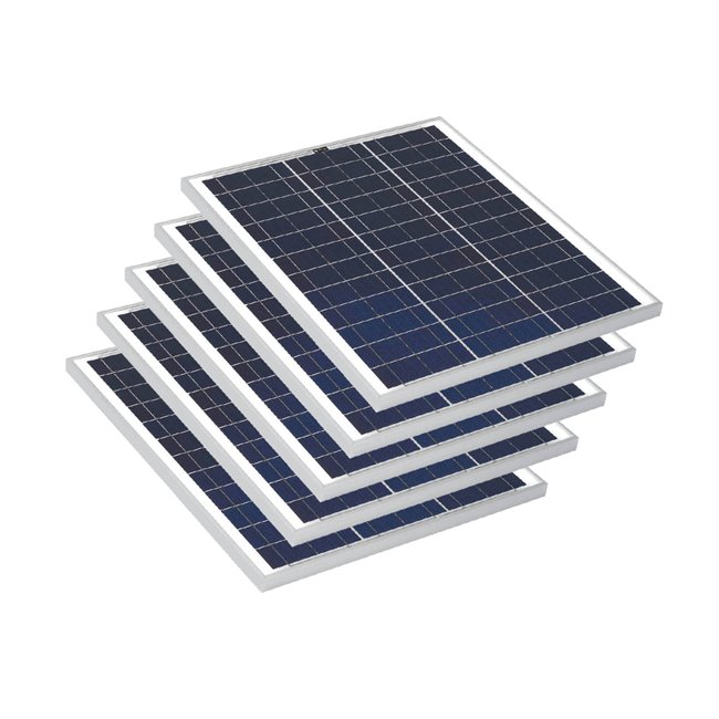 Bulk pack - 45w Rigid Solar Panel