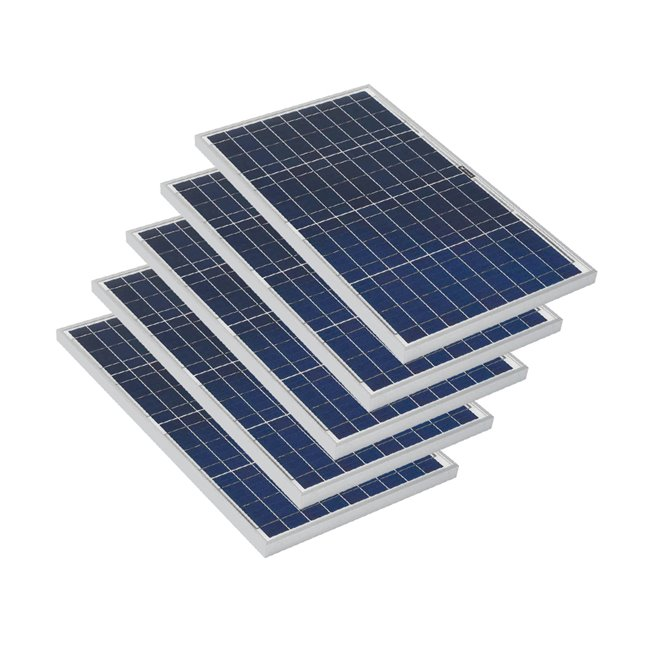 Bulk pack - 30w Rigid Solar Panel