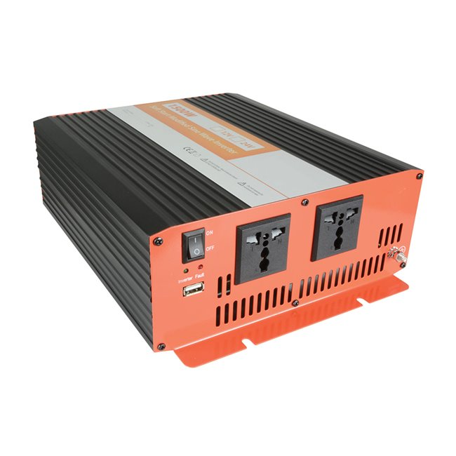 Soft Start Modified Sine Wave Inverter 1500w