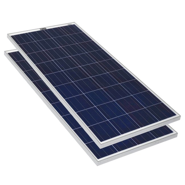 Bulk pack - 150w Rigid Solar Panel